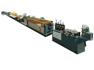 Steel Wire Coil To Bar Combined Drawing Machine