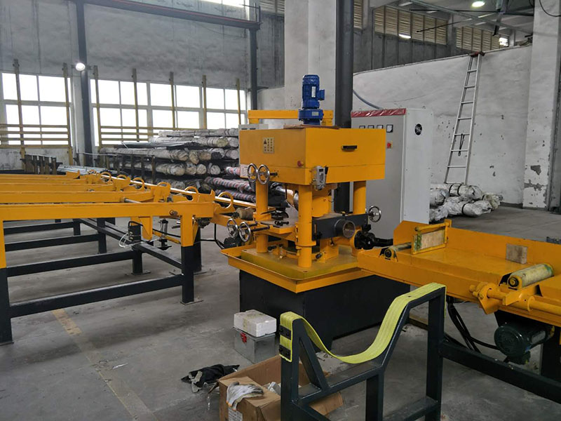 Two-roll Steel Round Bar Straightener